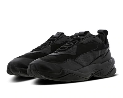 All black Puma Thunder