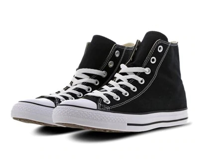 Black Converse Chuck Taylor All Star High