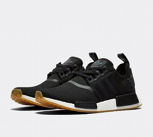 Black adidas Originals NMD R1
