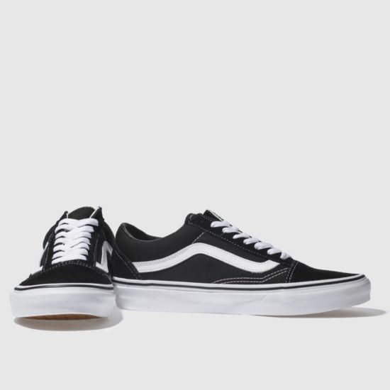 Black and White Old Skool