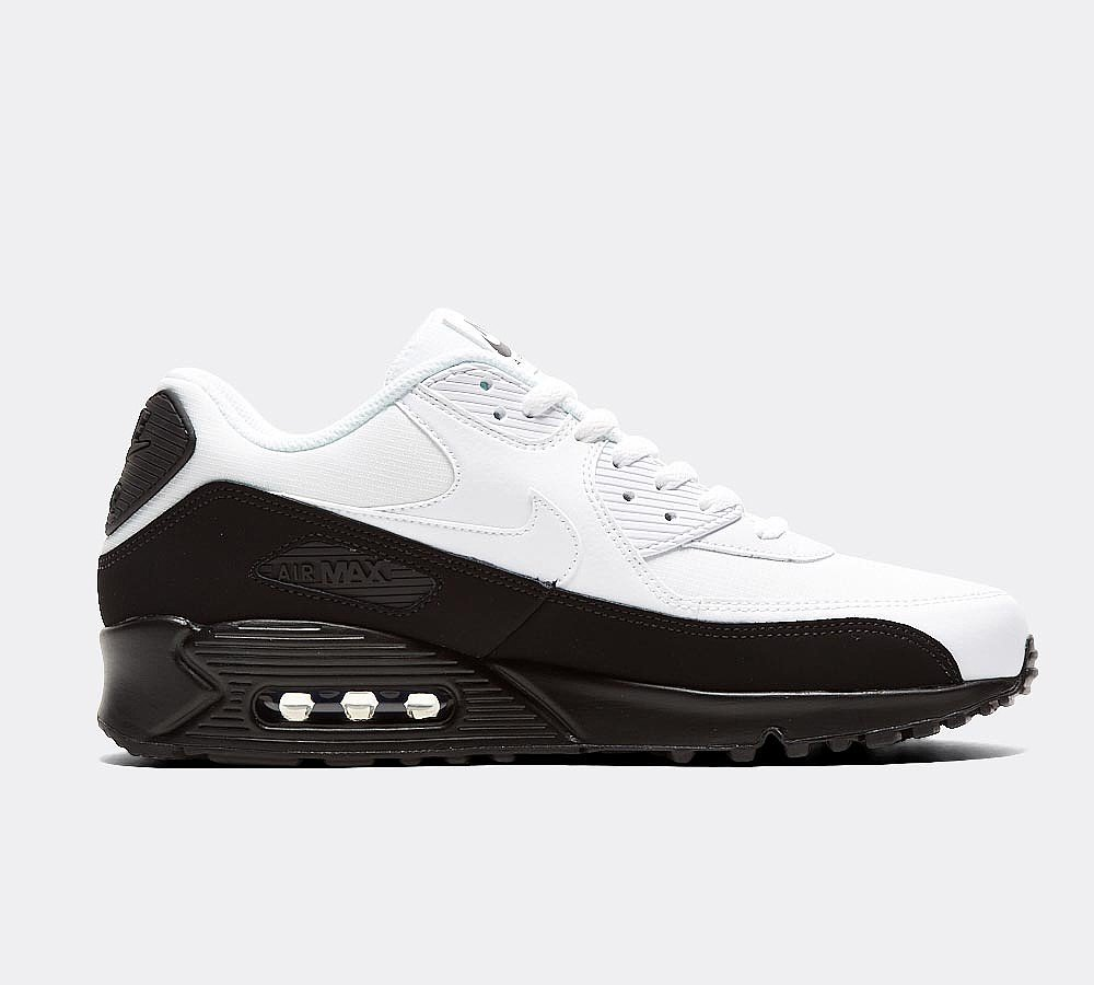 newest c72b2 06149 ... usa nike air max 90 essential white black d5de6 dbcaf