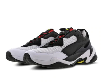 black and white Puma Thunder Spectra